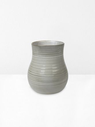 Medium Botanica Vase in Saltbush - Aura Home by Robert Gordon