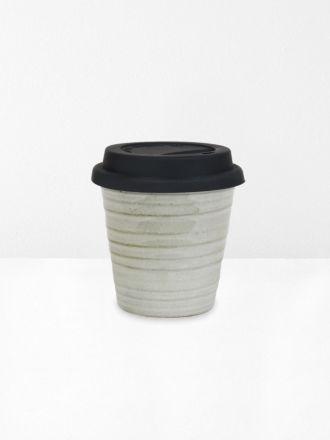 Eco Friendly Coffee Cup - Saltbush