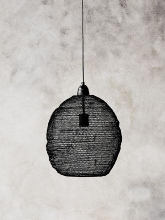 Ball Lamp - Black