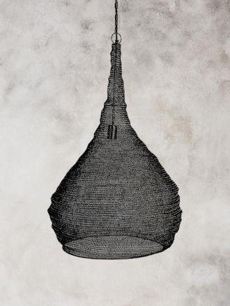 Bulb Lamp Large - Black