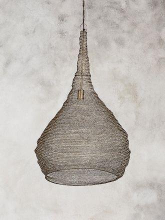 Bulb Lamp Large - Matt Gold