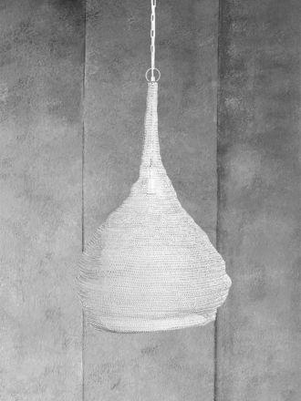 Bulb Lamp Large - White