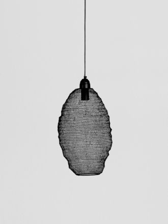 Pod Lamp Medium - Black