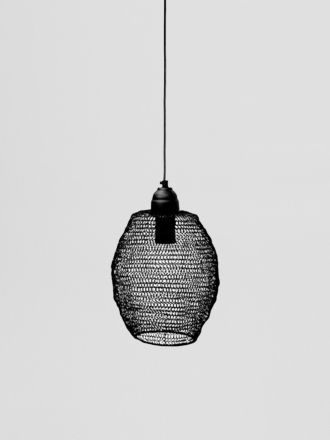 Ball Lamp Mini - Black