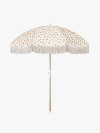 Golden Sands Beach Umbrella by Sunday Supply Co