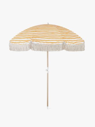 Sun Ray Beach Umbrella by Sunday Supply Co