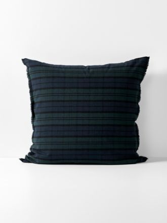 Tartan European Pillowcase