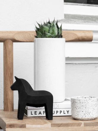 Ash Embers Table Planter Large by Zakkia
