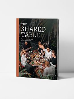 The Shared Table by Clare Scrine
