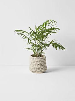 Crochet Basket - Medium