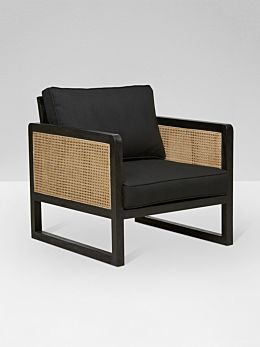 Sonny Occasional Chair - Black
