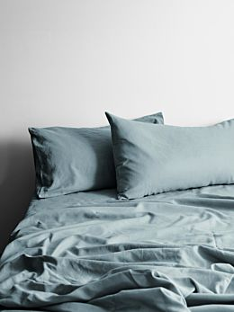 Halo Organic Cotton Sheet Set - Eucalypt