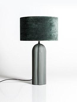 Sorrento Table Lamp by Indigo Love - Lichen Green
