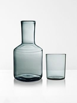 Carafe & Glass by Maison Balzac - Smoke