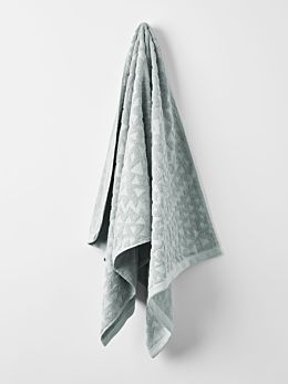 Maya Bath Sheet - Limestone