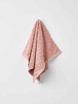 Maya Hand Towel - Clay