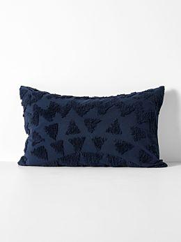 Maya Standard Pillowcase - Midnight