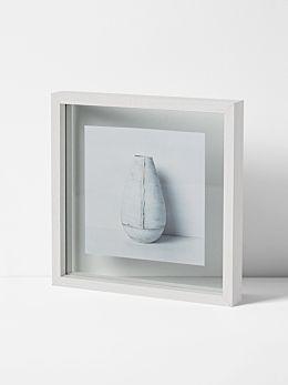 Theo Large Frame - White