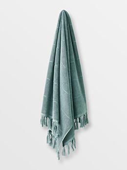 Paros Bath Towel - Jade