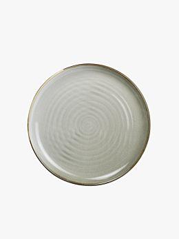 Terra Entrée Plate in Saltbush - Aura Home by Robert Gordon