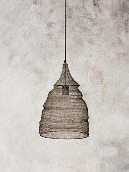 Cone Lamp - Matt Gold
