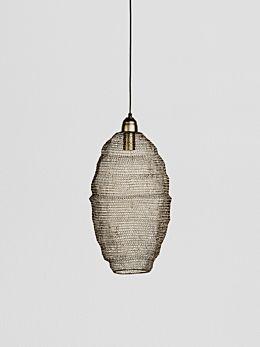Pod Lamp Medium - Gold