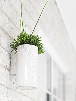 Ash Embers Wall Planter Small by Zakkia