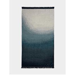 Eclipse Beach Towel - Indigo