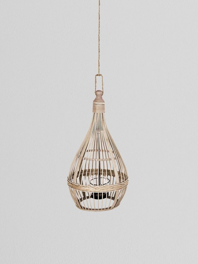 NEW Papaya Sadurni Hanging Lantern Small