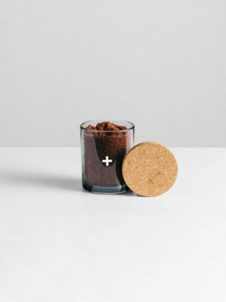Australian Native Body Scrub Jar by Addition Studio