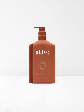 Fig, Apricot & Sage Hand & Body Wash by Al.ive