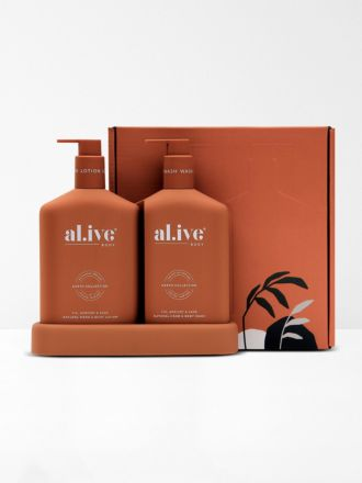 Fig, Apricot & Sage Duo by Al.ive