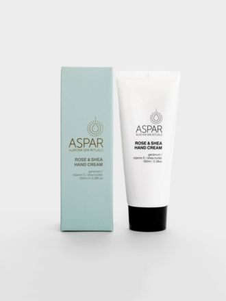 Rose & Shea Hand Cream by ASPAR