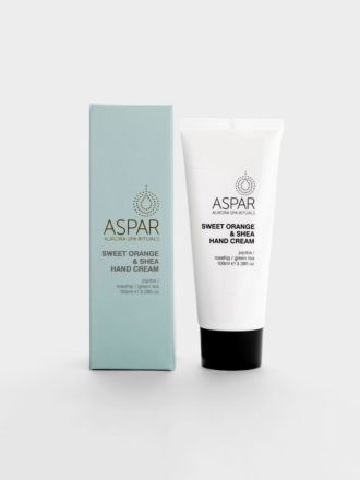Sweet Orange & Shea Hand Cream by ASPAR