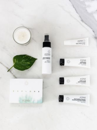 Spa Rituals Travel Pack by ASPAR