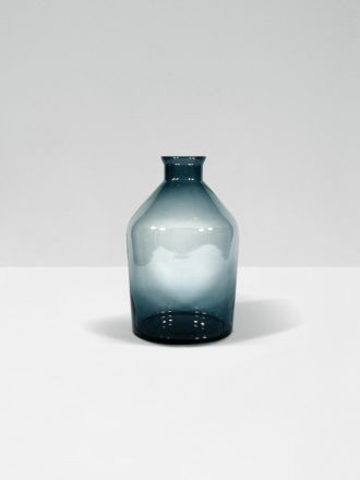 Smoke Fleur Vase by Bison