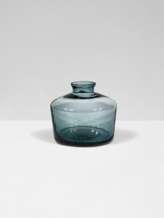 Smoke Lou Lou Vase by Bison