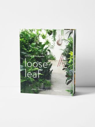 Loose Leaf: Flowers and Plants by Wona Bae and Charlie Lawler