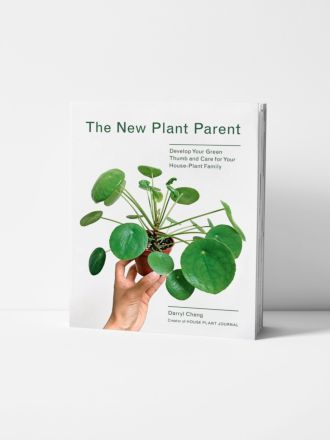 The New Plant Parent Book by Darryl Cheng