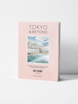 Tokyo & Beyond by Lost Guides