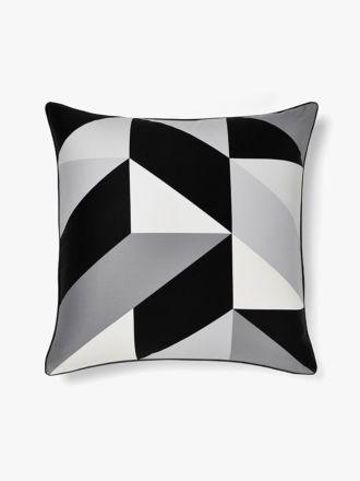 Cinq European Pillowcase - Monochrome