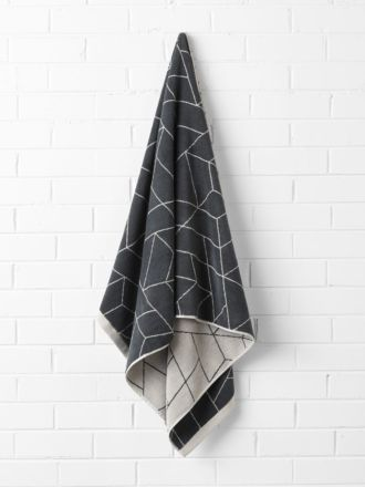 Cos Bath Towel - Greystone