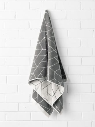 Cos Bath Towel - Smoke