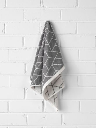 Cos Hand Towel - Smoke