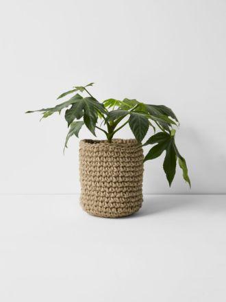 Crochet Basket - Large
