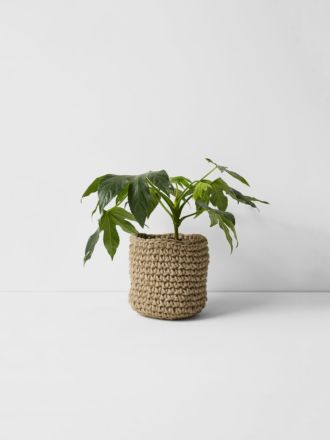 Crochet Basket - Medium