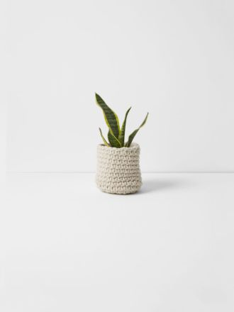 Crochet Basket - Small
