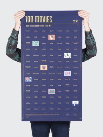 100 MOVIES you must see before you die