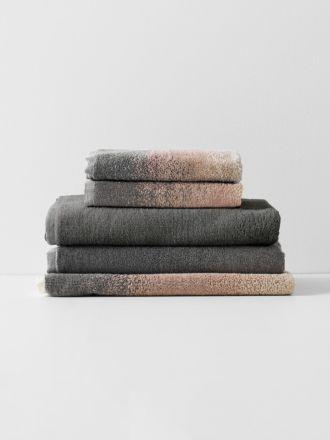 Eclipse Bath Towel Set - Blush