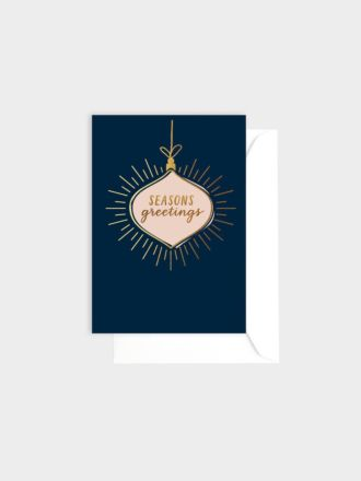 Season's Greetings by Elm Paper